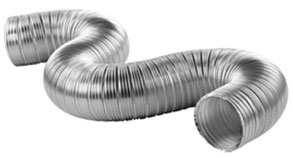 "Flex Duct Wire 8"" x 25'"