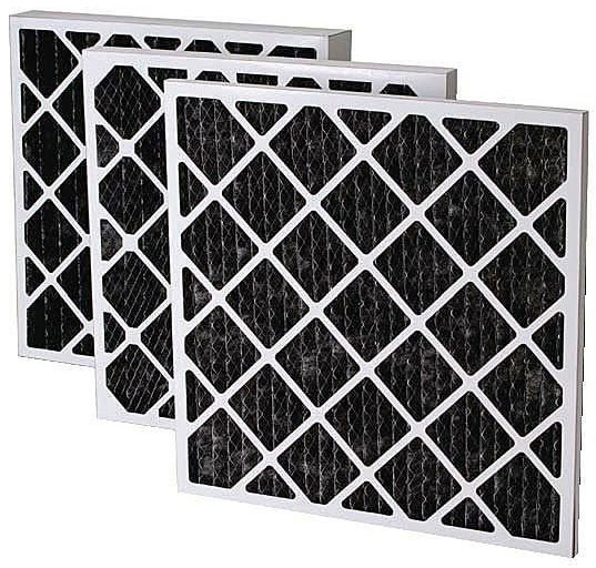 2nd Stage Activated Carbon Air Filter
